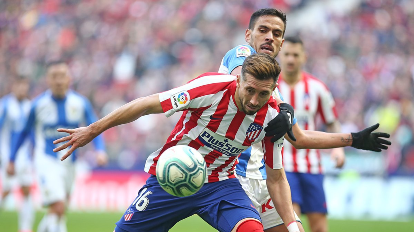 «Атлетико» и «Леганес» не выявили победителя в матче Примеры