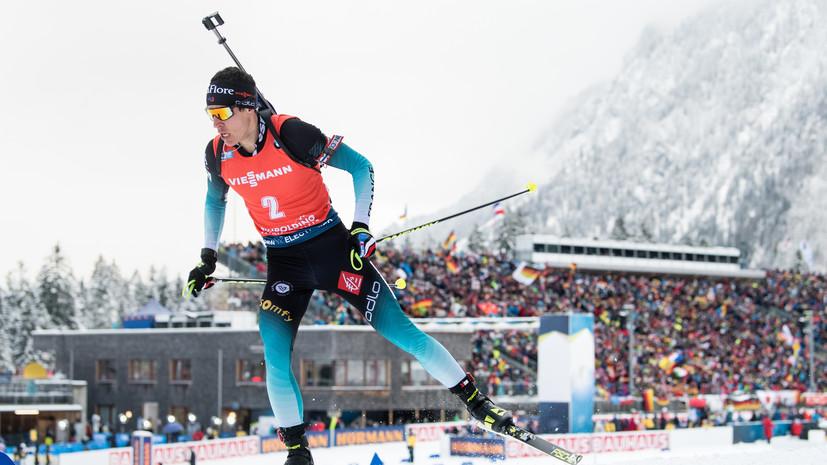 Французский биатлонист Фийон Майе признался, что его удивляют проблемы сборной России