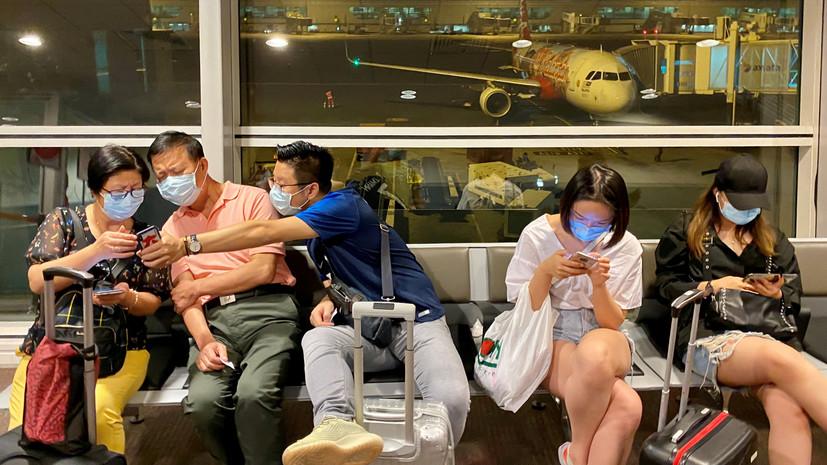 Китайскую Ухань покинули более 5 млн человек