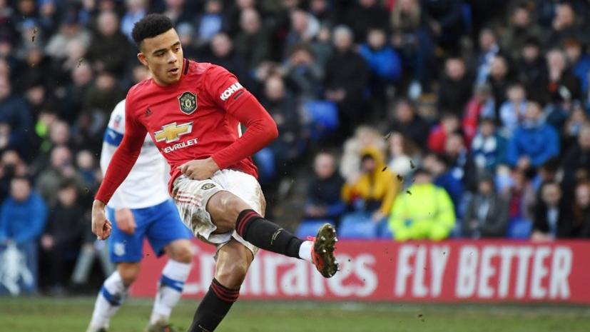 МЮ забил шесть безответных мячей в ворота «Транмир Роверс» в матче Кубка Англии