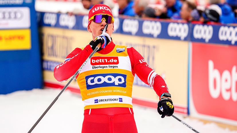 Победная серия Большунова, золото Непряевой и лидерство Третьякова: как россияне выступают в зимних видах спорта