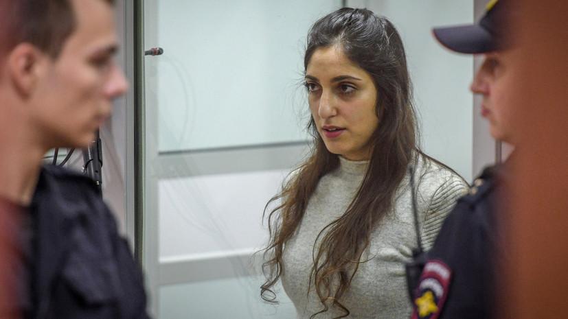 «Её родные надеются на скорейшее принятие решения»: израильтянка Иссахар подала Путину прошение о помиловании