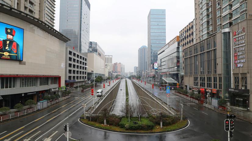 Китайская Ухань будет закрыта на въезд и выезд до 30 января