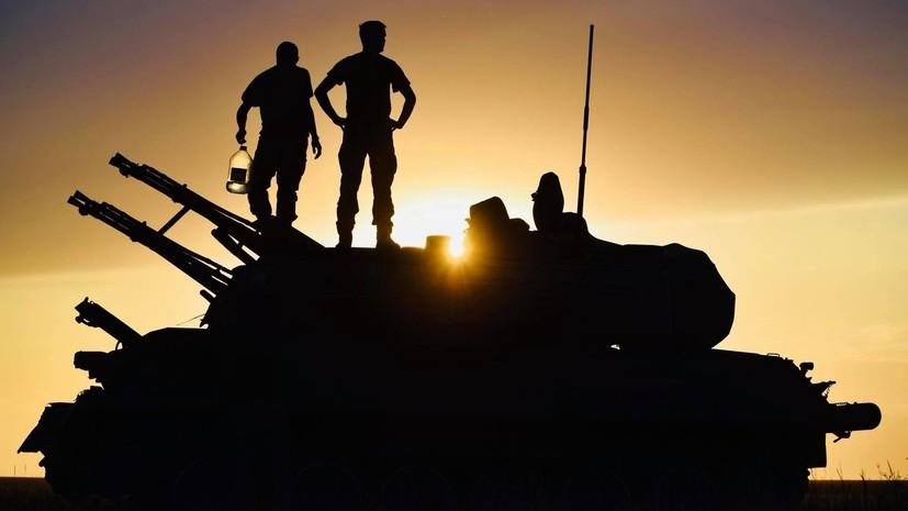 В ЛНР заявили об одном за сутки нарушении режима тишины со стороны ВСУ