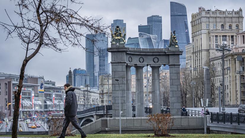 В Москве 27 января ожидается около 0°С