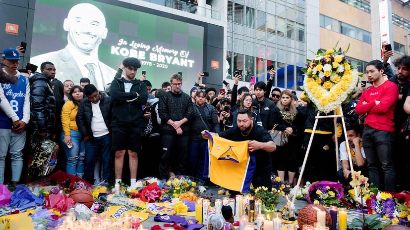 Баскетболист «Торонто» Газоль назвал шоком смерть Брайанта
