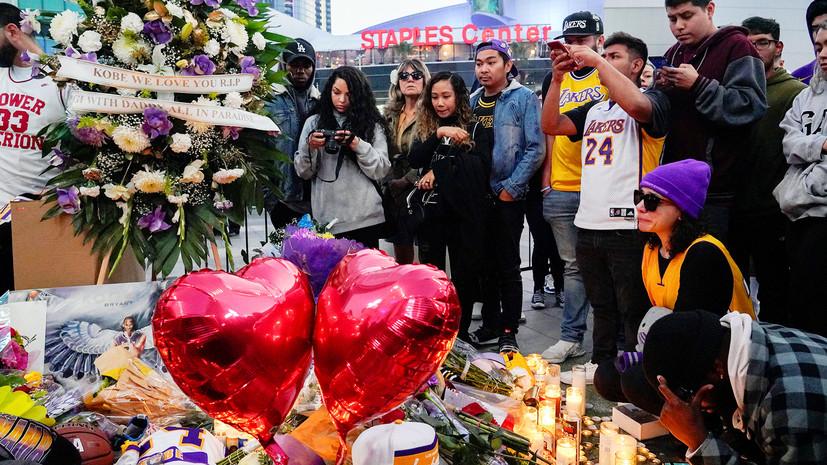 Кафельников о смерти Брайанта: к большому сожалению, мы все смертные