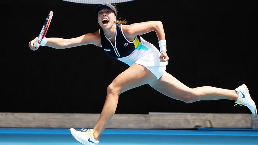 Контавейт и Халеп сыграют в четвертьфинале Australian Open