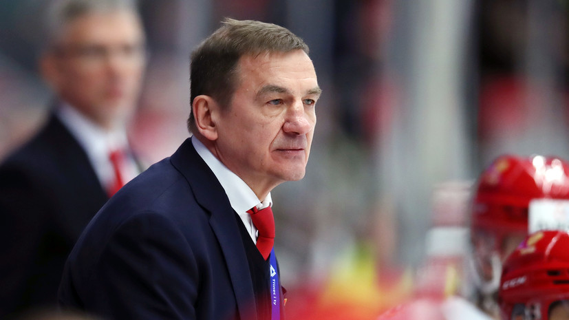 Брагин и Бойков вошли в тренерский штаб сборной России по хоккею