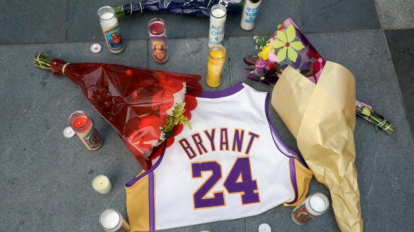 Трёхкратный чемпион НБА Уэйд сравнил гибель Брайанта со страшным сном