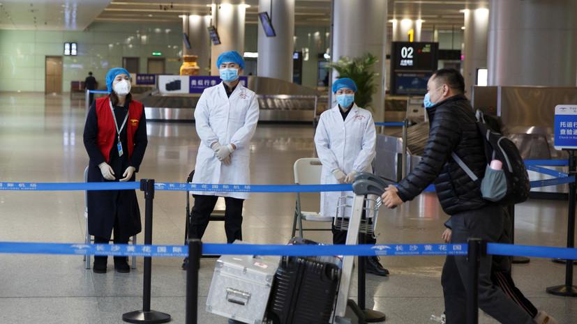 В Приморском крае рассказали о приостановке организации поездок в Китай