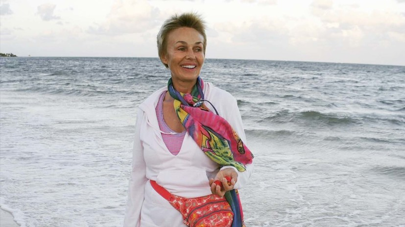 Исчезла без следа: в Мексике ищут актрису Наталью Андрейченко