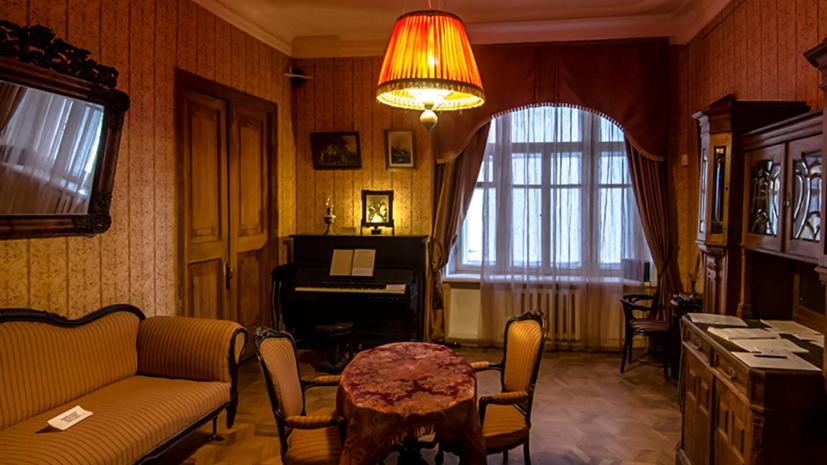 Музей Булгакова присоединился к акции «Учебный день в музее»