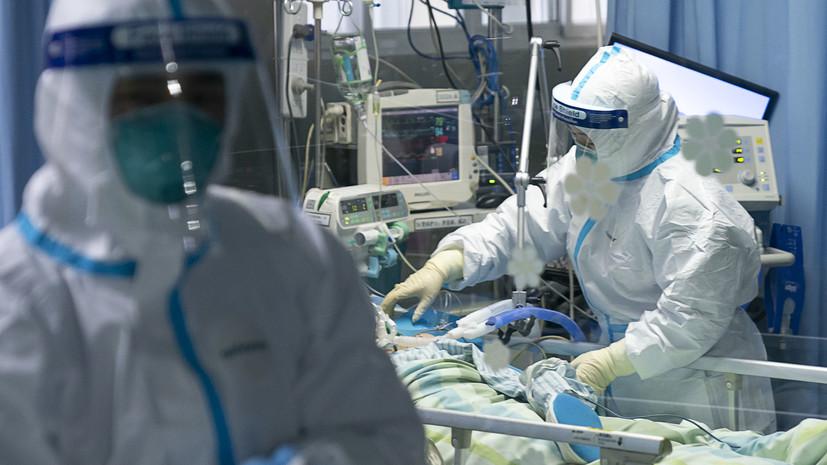 Эксперт оценил ситуацию с распространением коронавируса