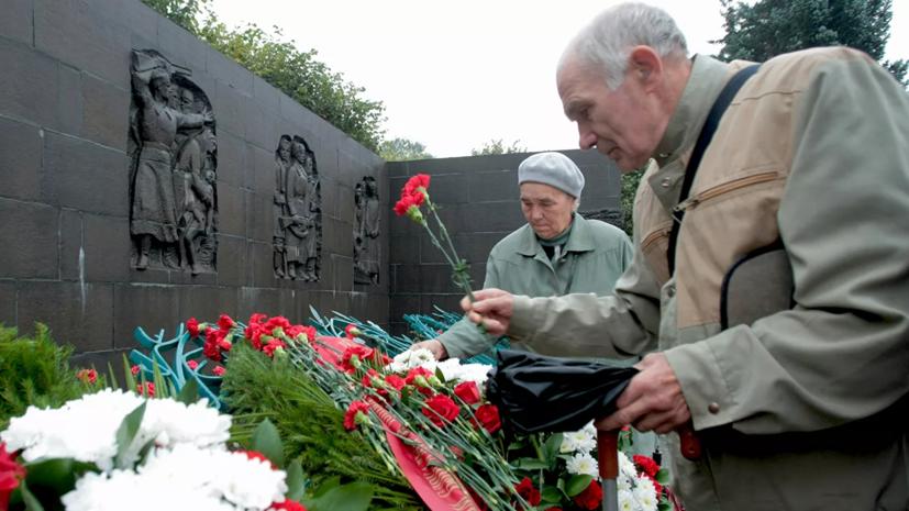 В Петербурге студенты из Адыгеи почтили память земляков — защитников Ленинграда