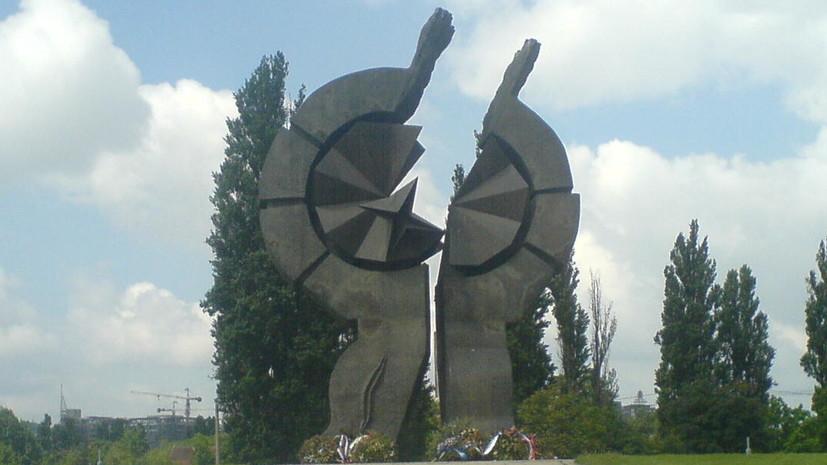 В Сербии почтили память жертв холокоста