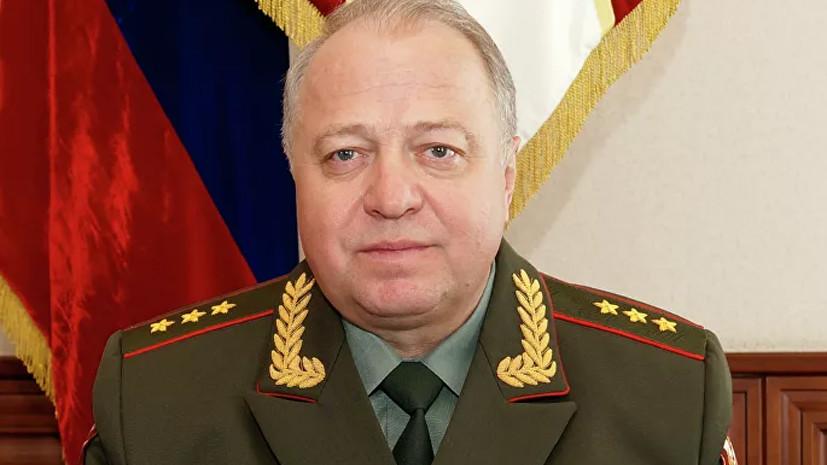 Путин назначил первого замглавы Росгвардии