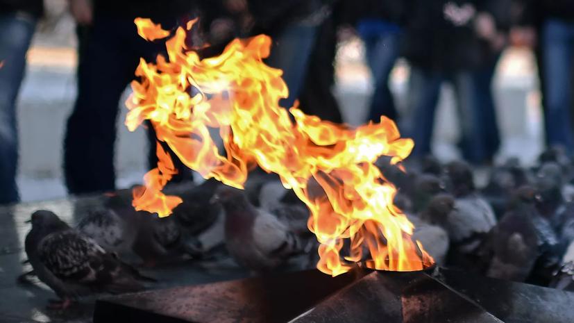 В Калининградской области прошла акция в честь Года памяти и славы