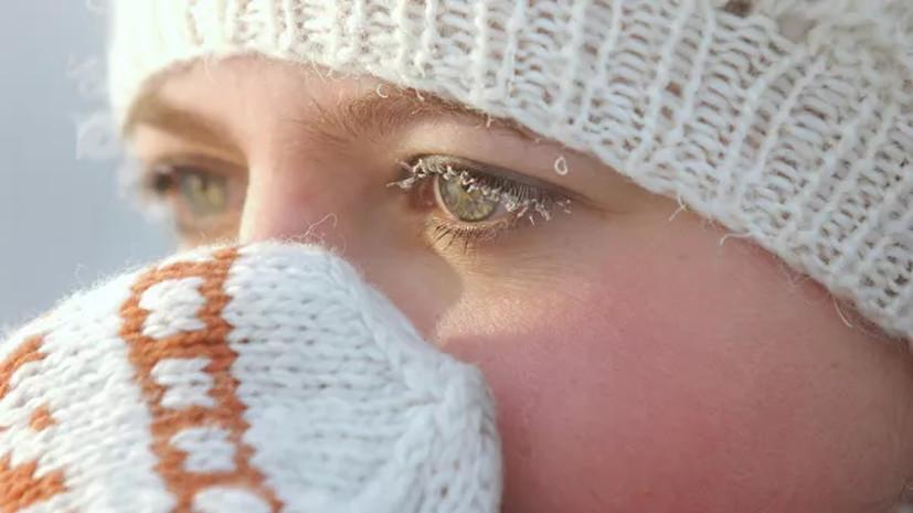 Спасатели предупредили о морозах до -41 °С в Коми