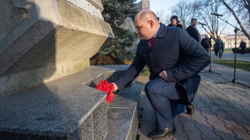 В Севастополе прошли мероприятия в честь годовщины окончания блокады Ленинграда