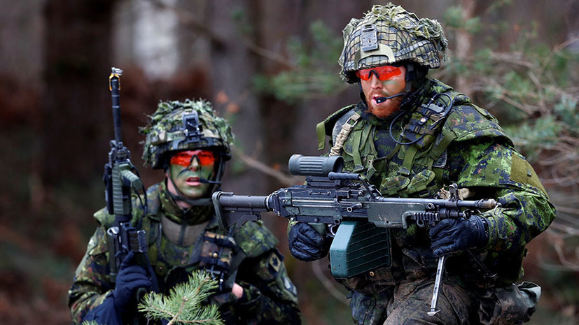 Поддержали миф: ЕП указал на особую роль НАТО в вопросе «сдерживания агрессии» РФ