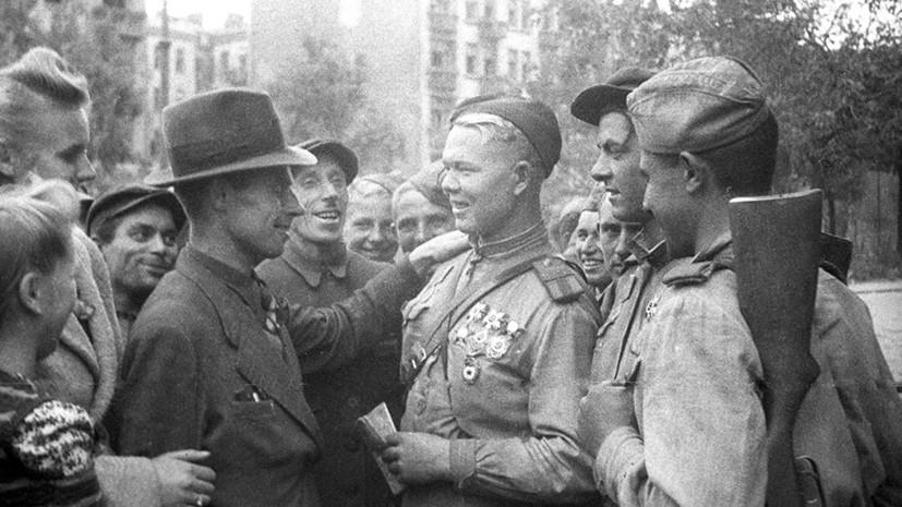 «Заплатили жизнями бойцов Красной армии»: посольство России в ФРГ ответило на заявления Варшавы о «компенсациях»