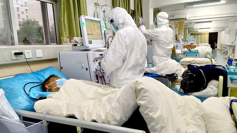 В Китае назвали сроки лечения заболевших новым типом коронавируса