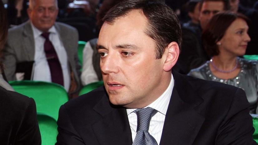 Молчанов возглавил департамент культуры и молодёжной политики кабмина