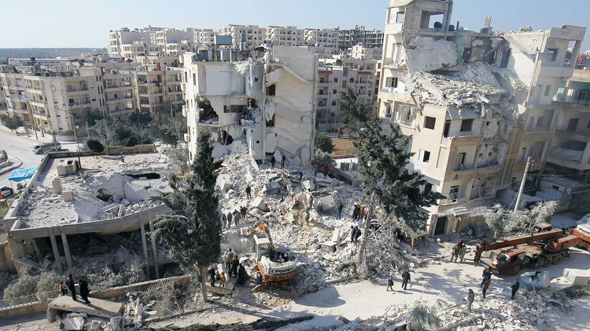 Борьба за авторитет: почему Помпео обвинил Россию и Иран в препятствовании перемирию в Сирии