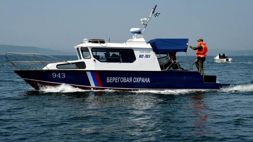 В Крыму пресекли незаконный вылов рыбы возлеТарханкутского маяка