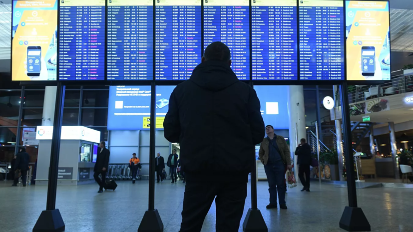 Отец брошенных в аэропорту Шереметьево детей сам пришёл к следователям