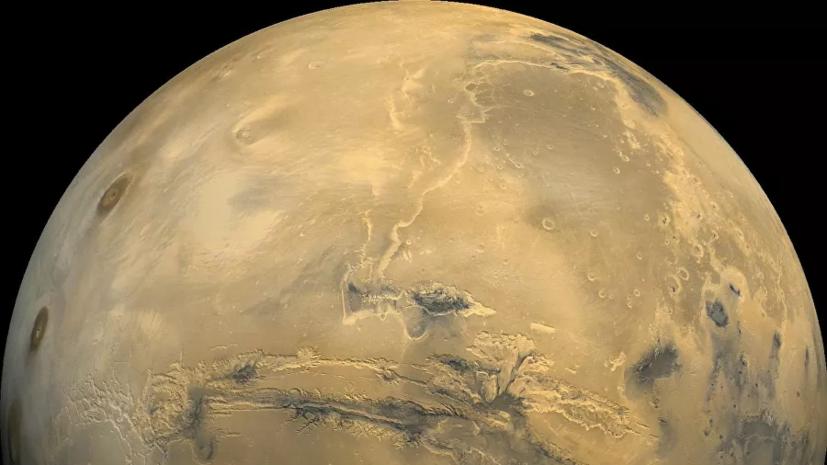 Генконструктор: Россия не планирует пилотируемые полёты на Марс