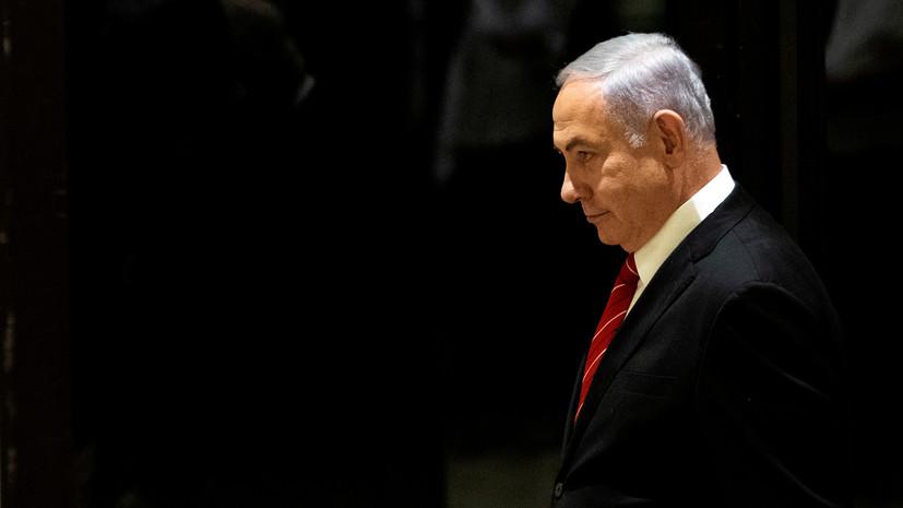 Нетаньяху намерен в Москве сообщить Путину о «сделке века»