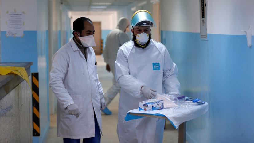 В Крыму и Севастополе разработали план действий по ситуации с коронавирусом