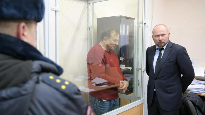 Защита Соколова попросит провести повторную психиатрическую экспертизу