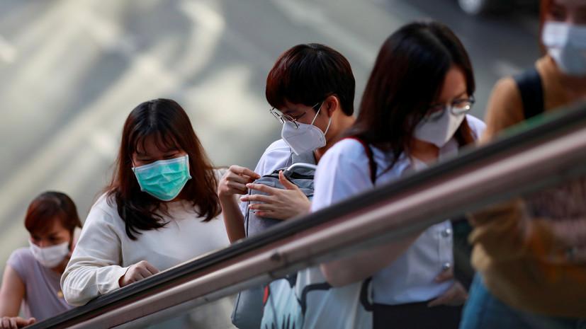 Эксперт прокомментировал решение туроператоров приостановить приём туристов из Китая