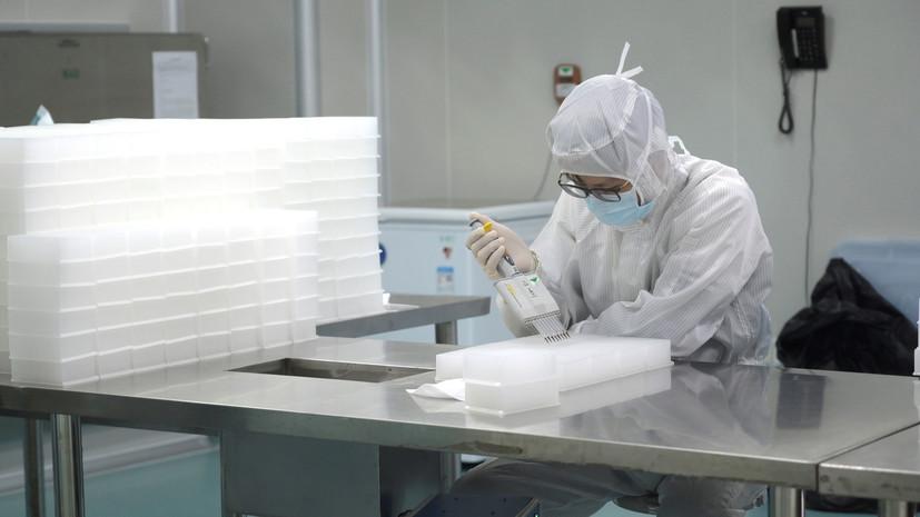 Украина намерена закупить тесты для выявления нового типа коронавируса