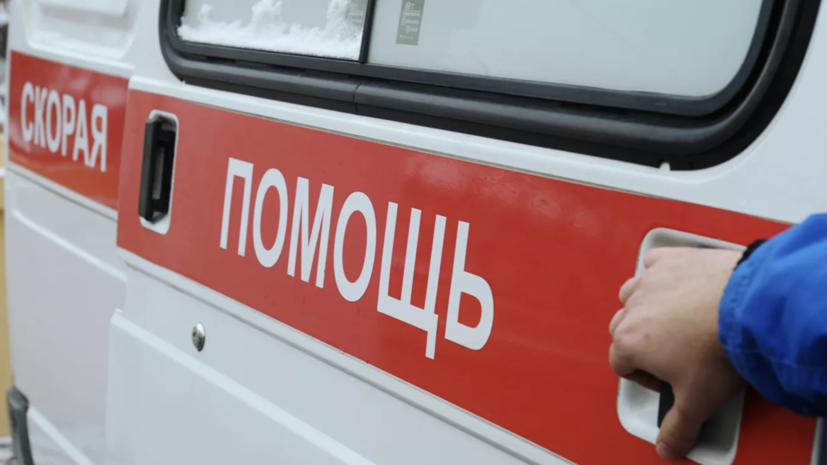 В ДТП с автобусом в Подмосковье пострадали десять человек