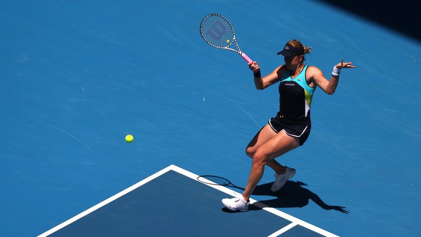 Павлюченкова проиграла Мугурусе в четвертьфинале Australian Open