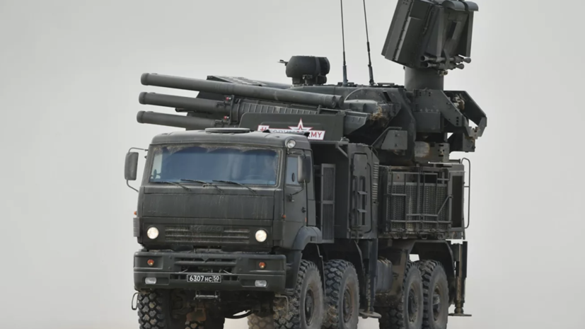Комплексы «Панцирь-С» сбили около 100беспилотников