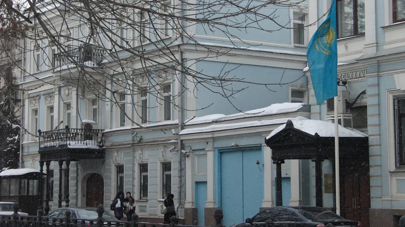 Замглавы МИД Казахстана назначили послом в России