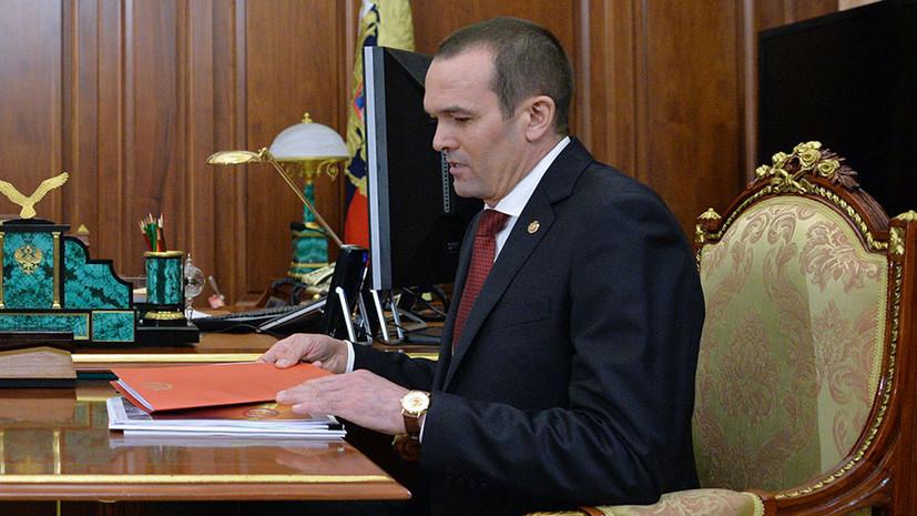 «В связи с утратой доверия»: Путин уволил Игнатьева с поста главы Чувашии