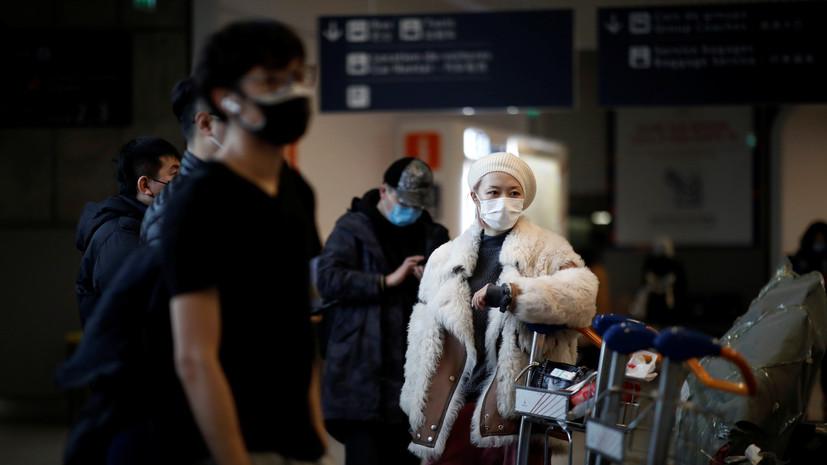 Россия в ближайшее время примет решение по авиасообщению с Китаем