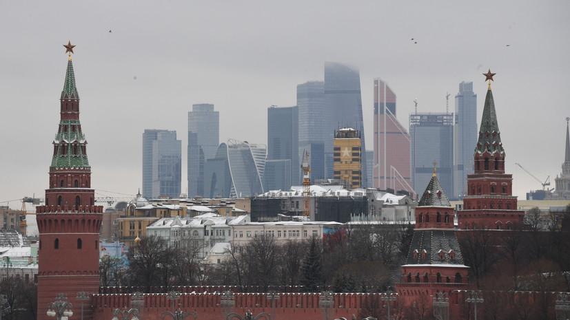 В Кремле следят, чтобы сотрудники не чихали на работе