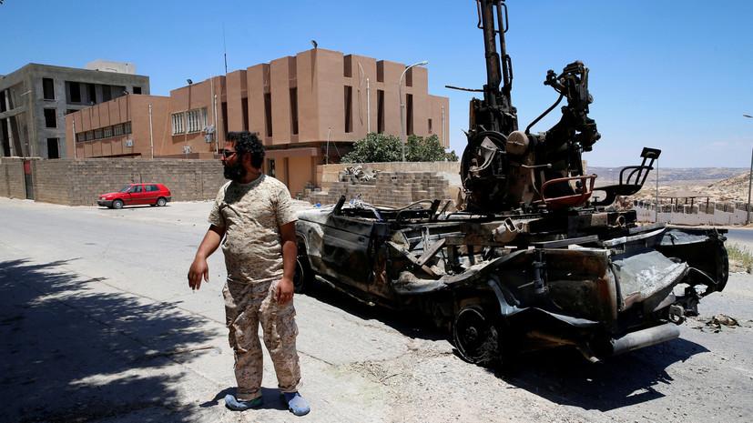 Месть заИдлиб: Эрдоган направил тяжелую бронетехнику вЛивию