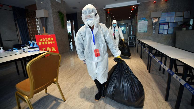 Трутнев исключил угрозу для экономики России из-за коронавируса