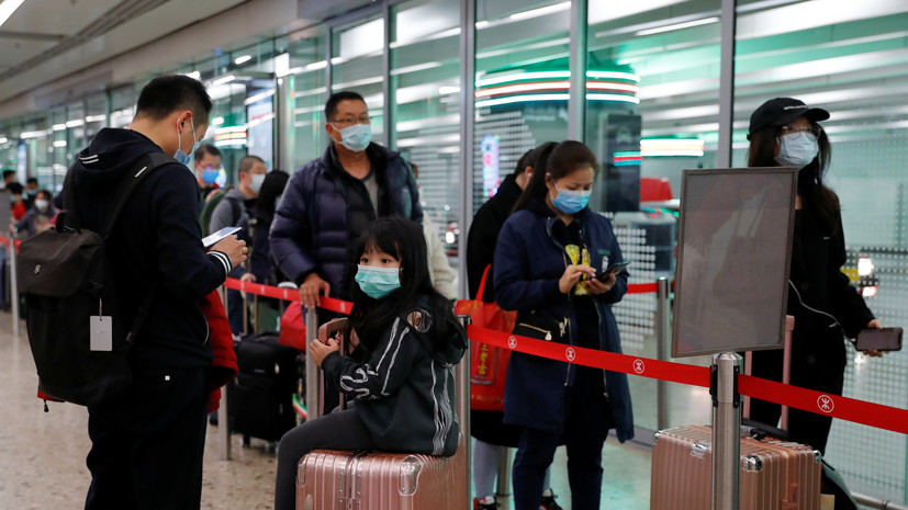 Сингапур эвакуирует своих граждан из Ухани из-за коронавируса
