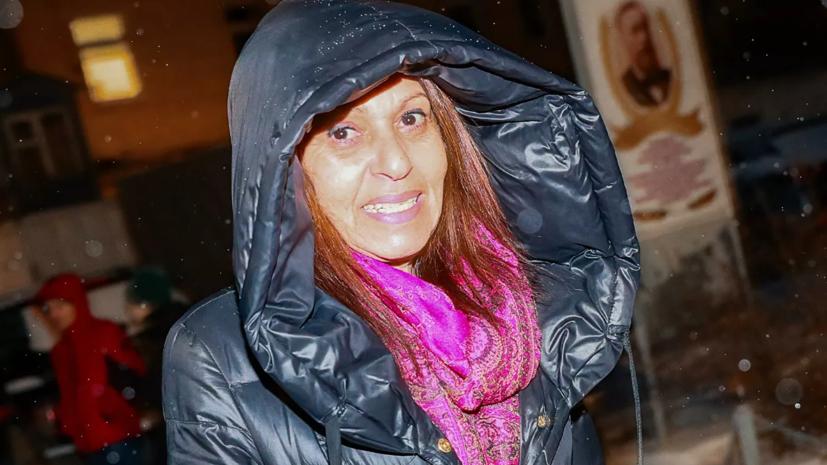 Мать Иссахар поблагодарила Путина за помилование дочери