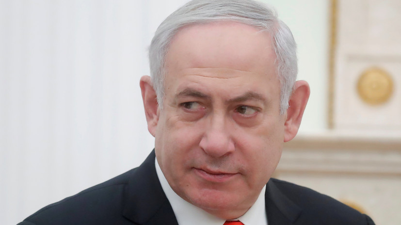 Нетаньяху встретился с помилованной Иссахар
