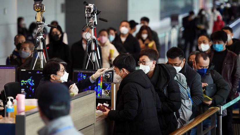 КНР направит чартерные рейсы для возвращенияжителей провинции Хубэй